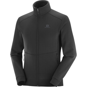 Salomon Radiant Veste zippée Homme, black